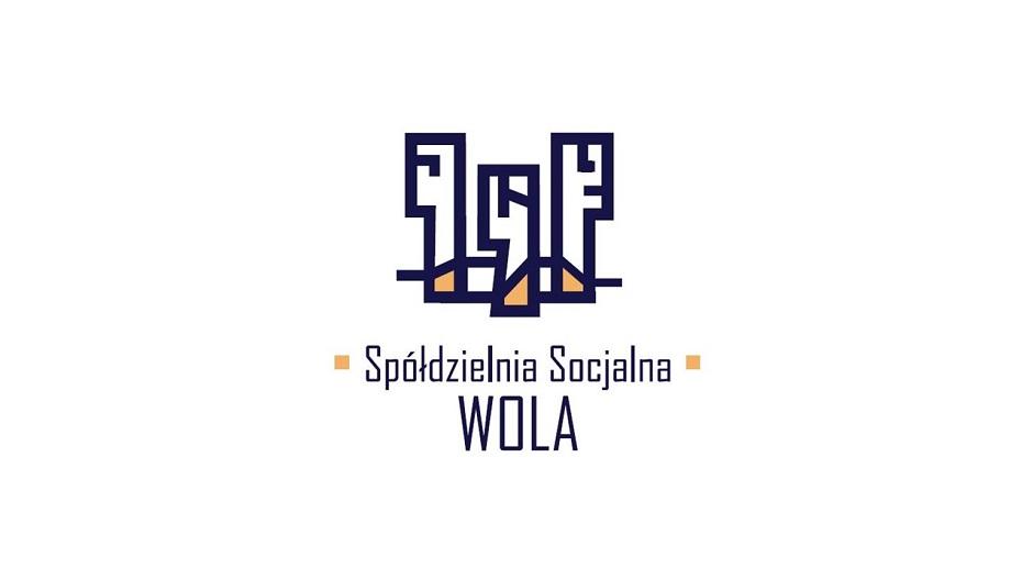 Logo Spółdzielni Socialnej WOLA